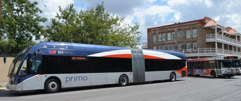 San Antonio Public Transportation