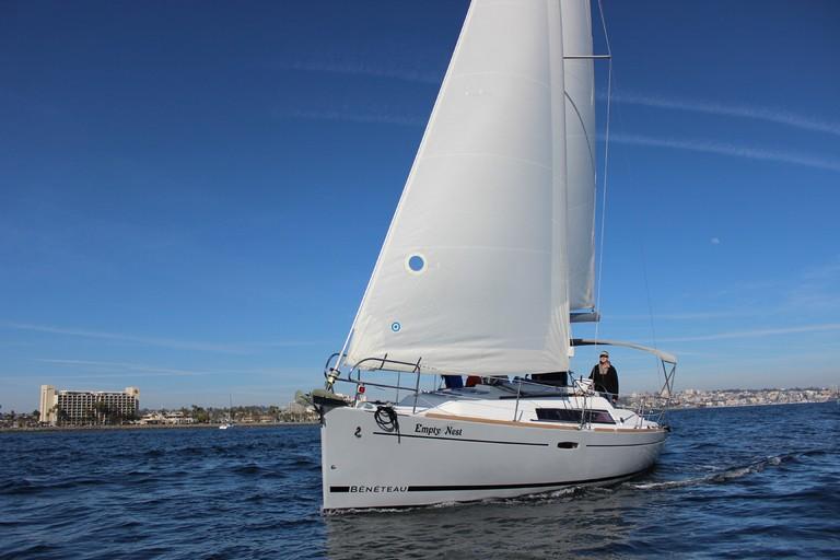 San Diego Sailing Lessons