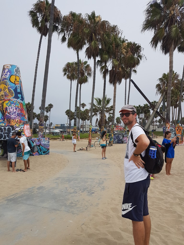 San Diego To Venice Beach