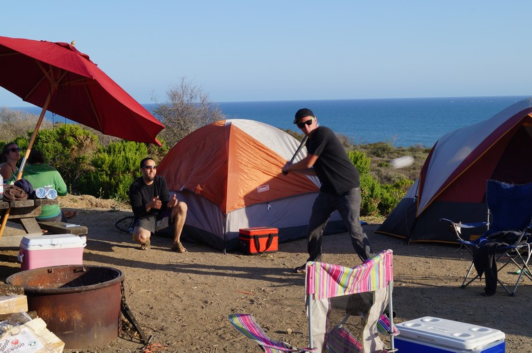San Onofre Camping
