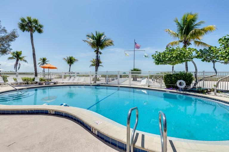 Sanibel Island Beachfront Hotels Interactive Grounds Map