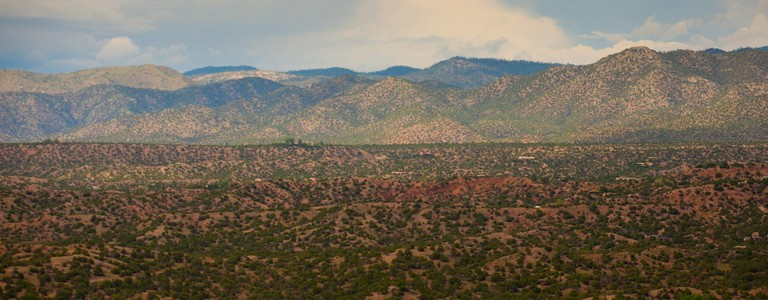 Santa Fe New Mexico Tourism
