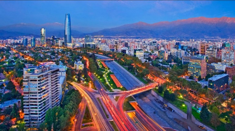 Santiago Chile Tourism