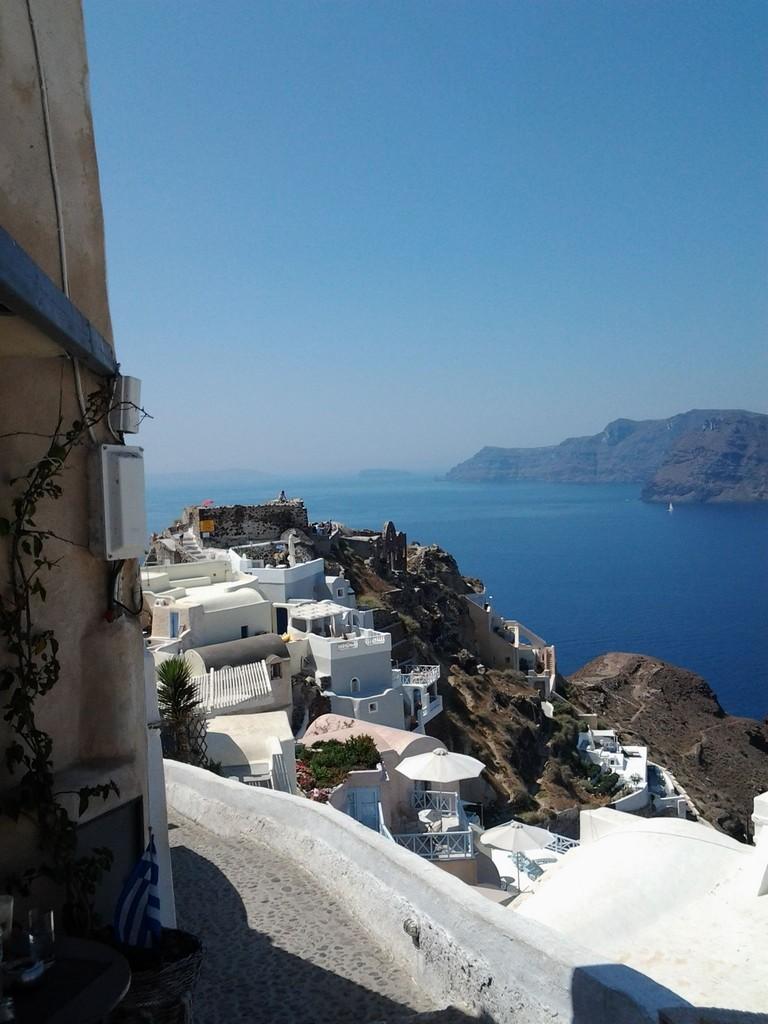 Santorini Travel Agency