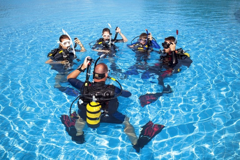 Scuba Certification Near Me Awesome Dive Control Specialist And Instructor Ssi Diving In Elba