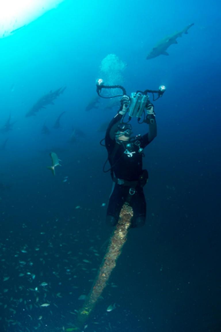 Scuba Diving North Carolina