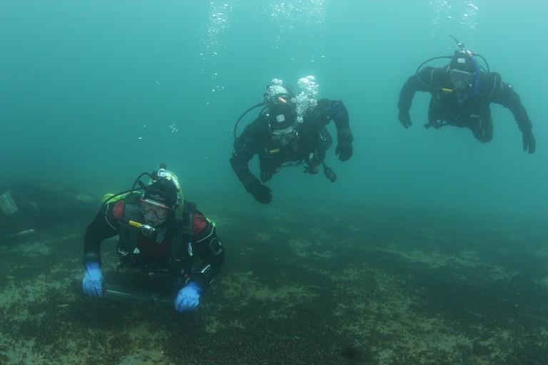 Scuba Diving Nyc