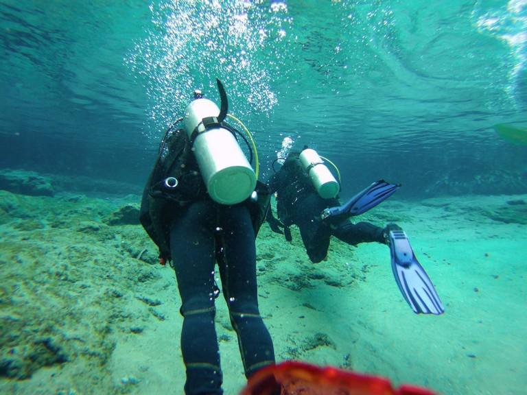Scuba Diving Orlando