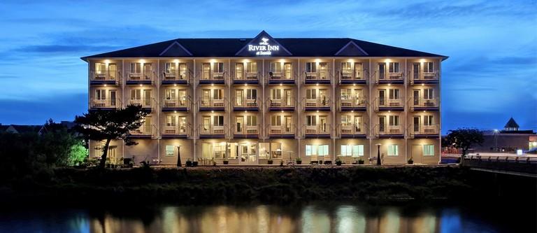 Seaside Oregon Hotels