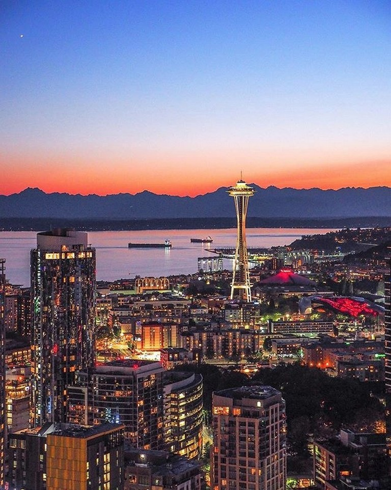 Seattle Washington Tourism