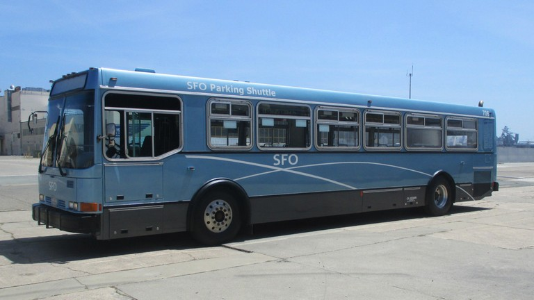 Sfo Public Transportation