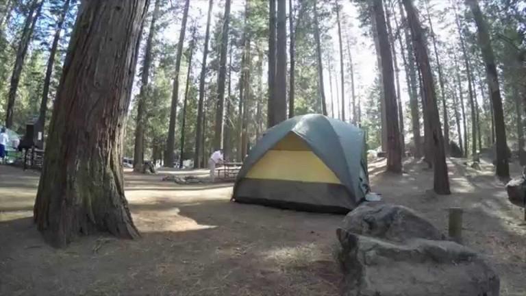 Shaver Lake Camping