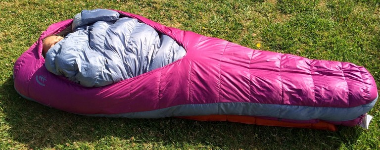 Side Sleeper Sleeping Bag