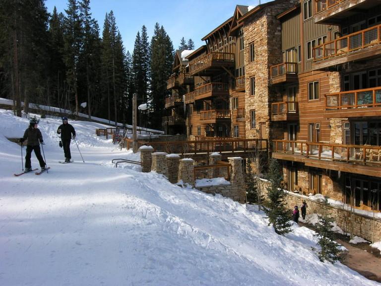 Ski In Ski Out Colorado Resorts