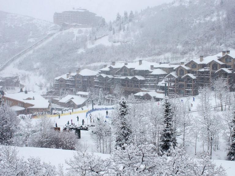 Ski Only Resorts