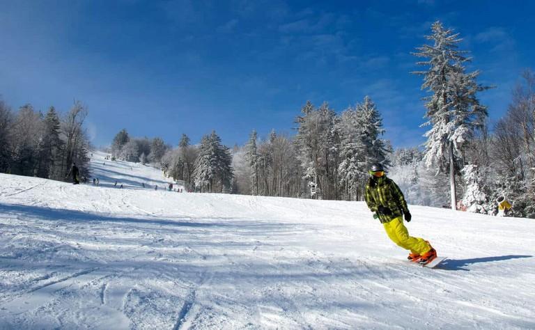 Ski Resort Near Dc