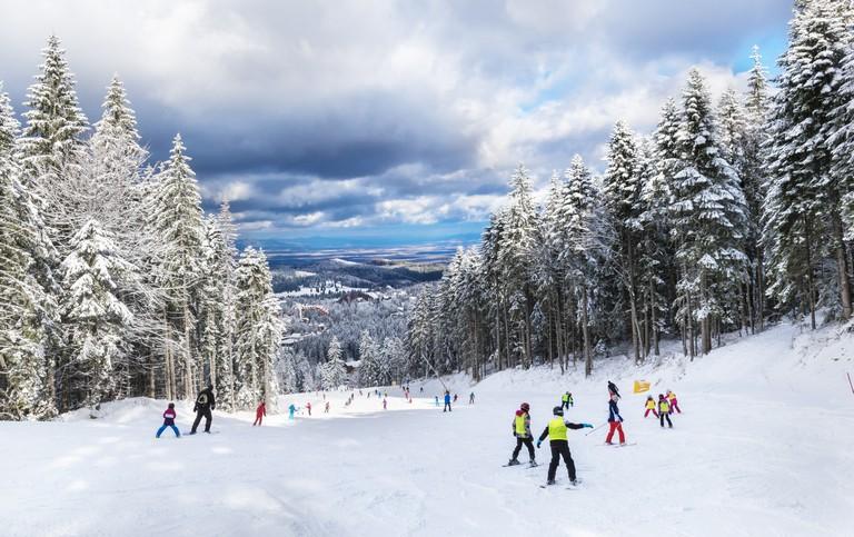Ski Resort Near Nyc