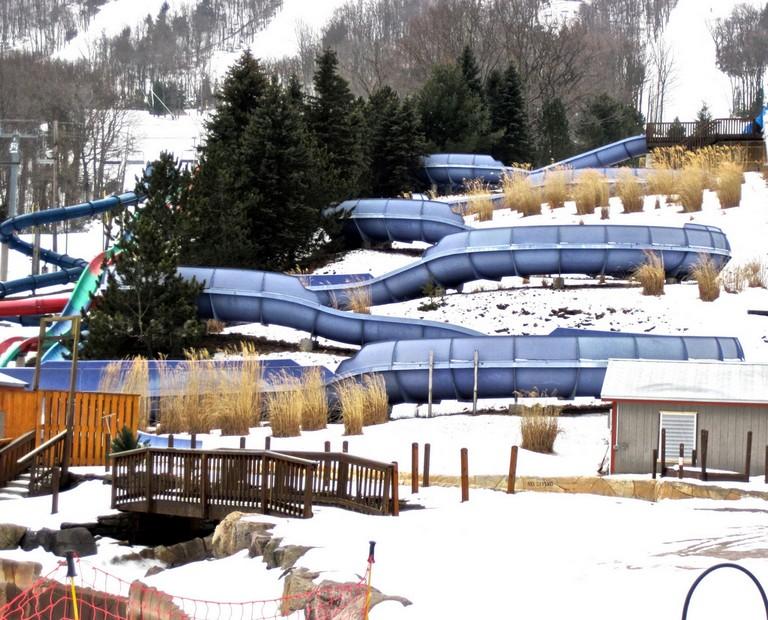 Ski Resort Poconos
