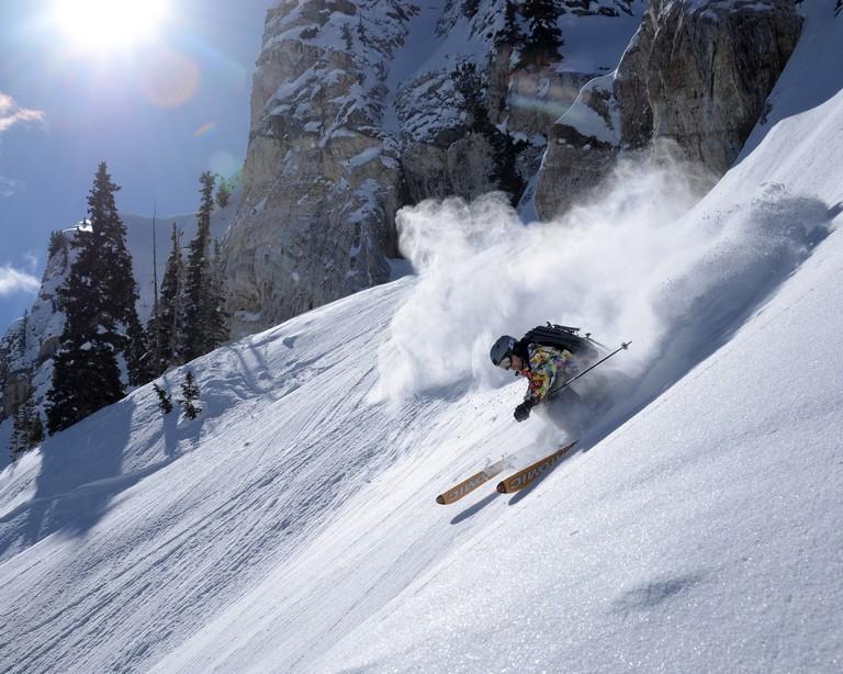 Ski Resort Snow Totals