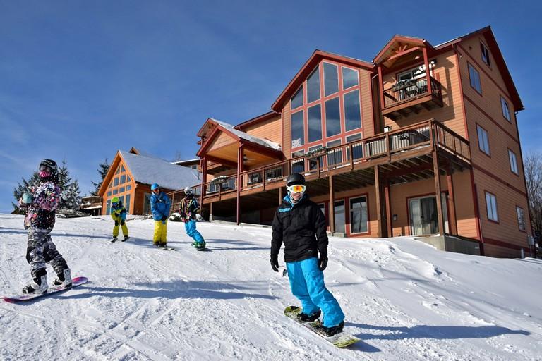 Ski Resorts In Md