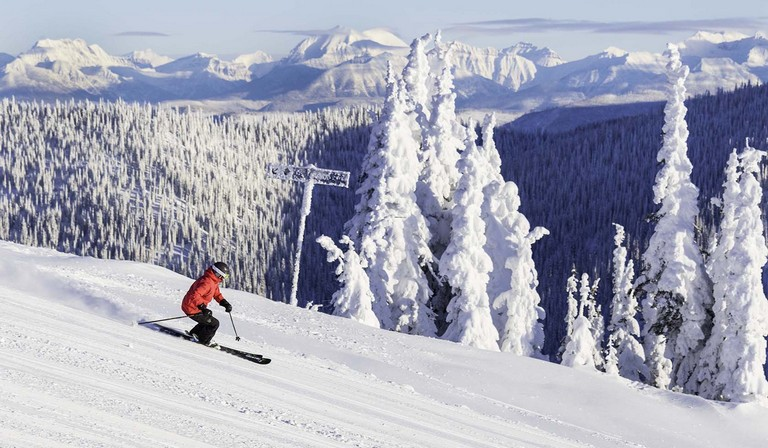 Ski Resorts In Montana