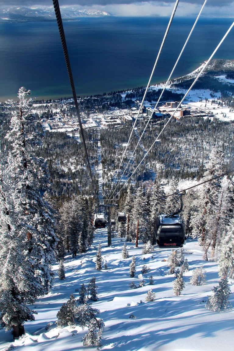 Ski Resorts In Tahoe
