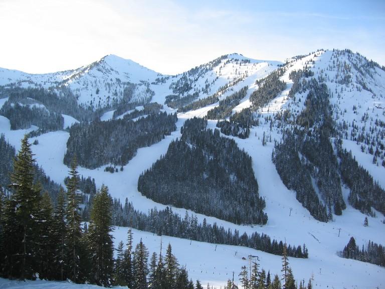 Ski Resorts In Washington
