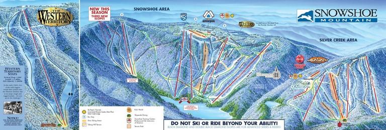 Ski Resorts In West Virginia