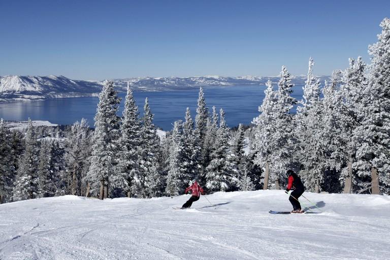 Ski Resorts Lake Tahoe Ca