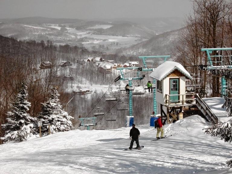 Ski Resorts Near Albany Ny