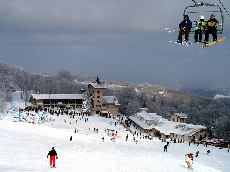 Ski Resorts Near Atlanta