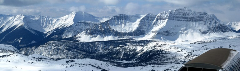 Ski Resorts Near Banff