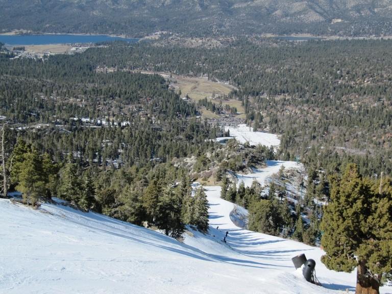 Ski Resorts Near Big Bear Ca