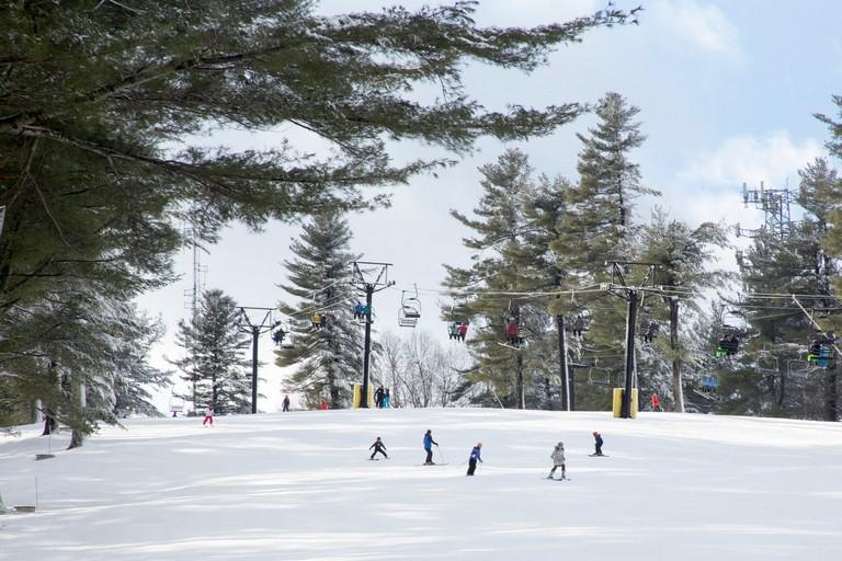 Ski Resorts Near Boston