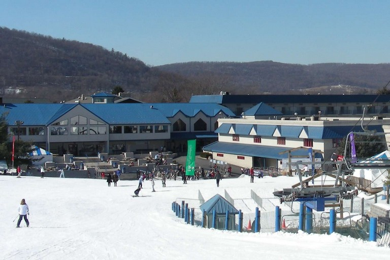 Ski Resorts Near Dc