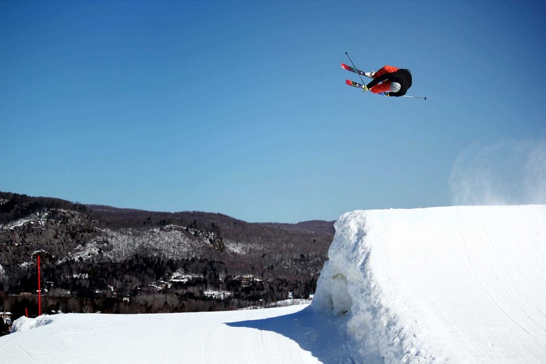 Ski Resorts Near Montreal Canada