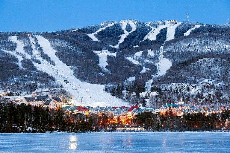 Ski Resorts Near Montreal