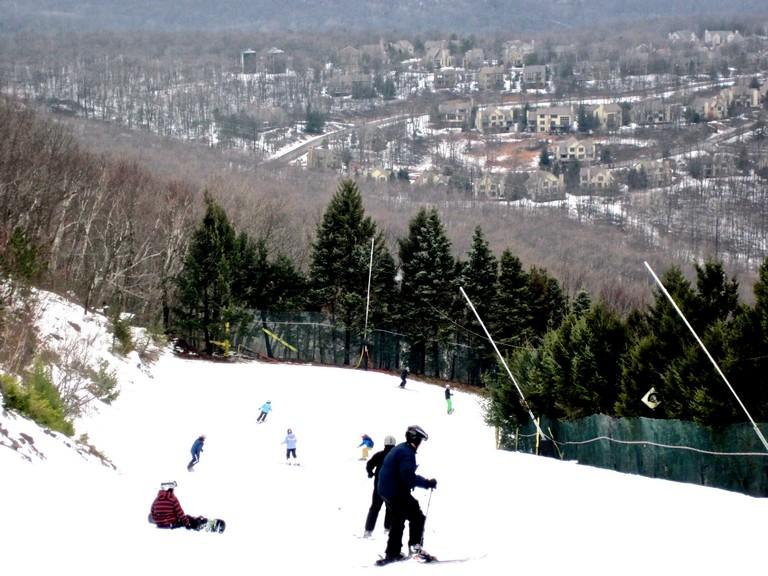 Ski Resorts Near Philadelphia