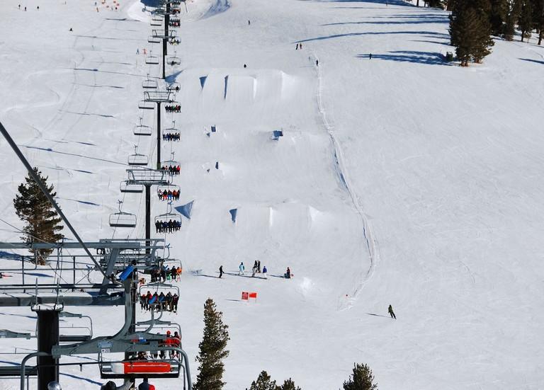Ski Resorts Near Reno