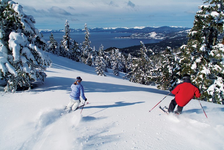 Ski Resorts Near Reno Nv