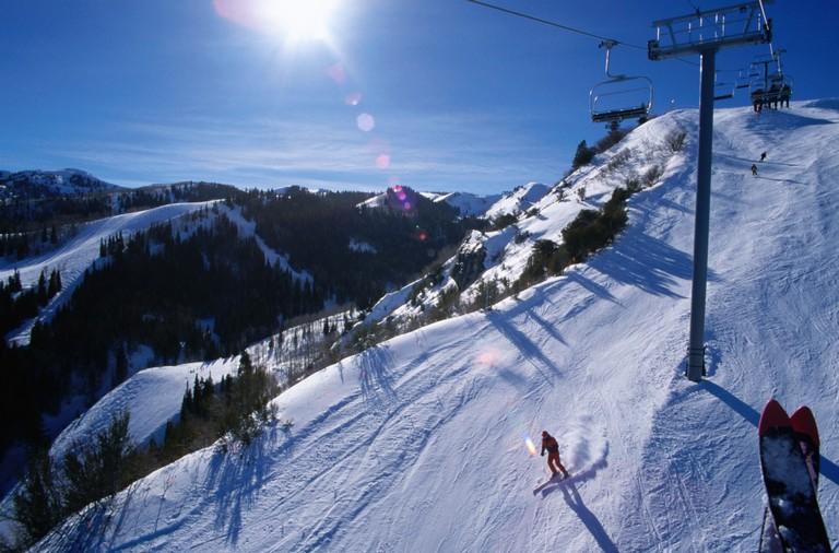 Ski Resorts Near Salt Lake City Ut