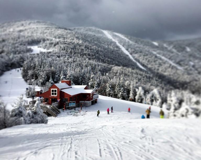 Ski Resorts Near Stowe Vt
