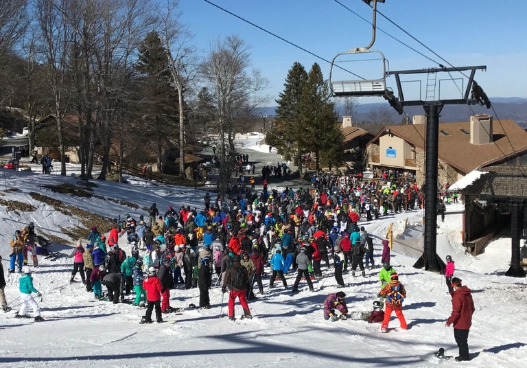 Ski Resorts Open Now