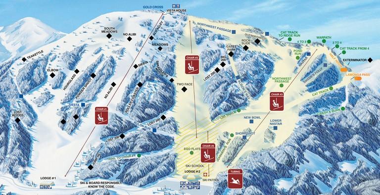 Ski Resorts Washington State