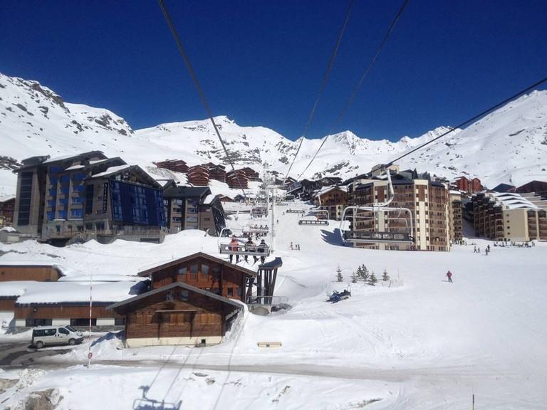 Skiing Resorts Near Me