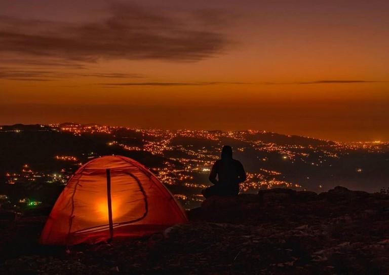 Sky Camp Tent