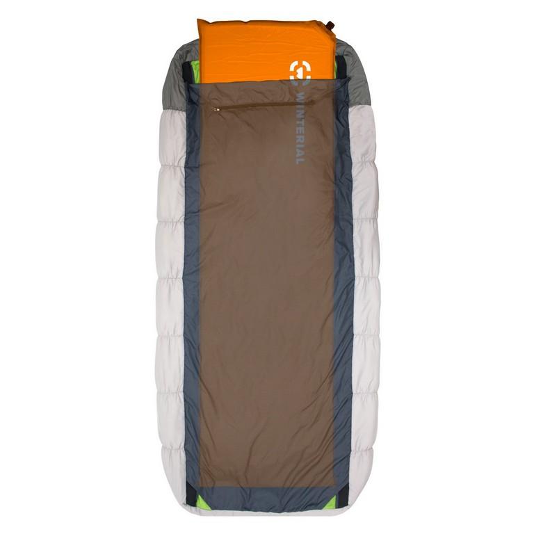 Sleeping Bag With Pad Sleeve