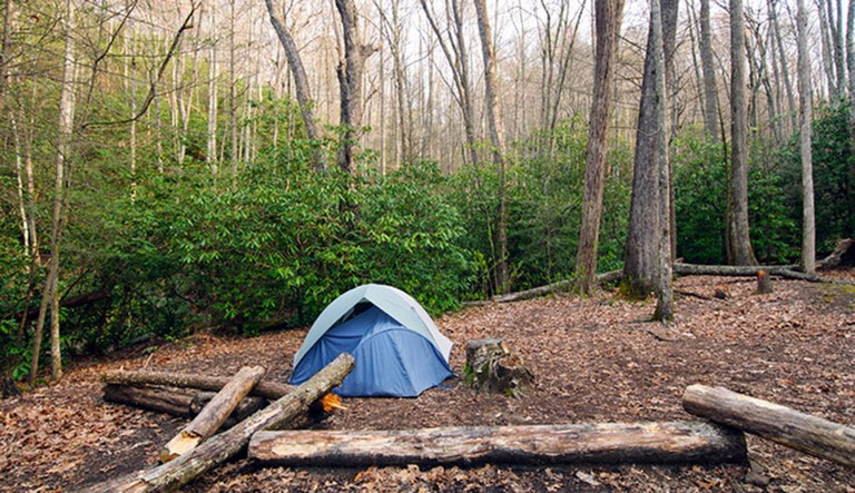 Smoky Mountain National Park Camping