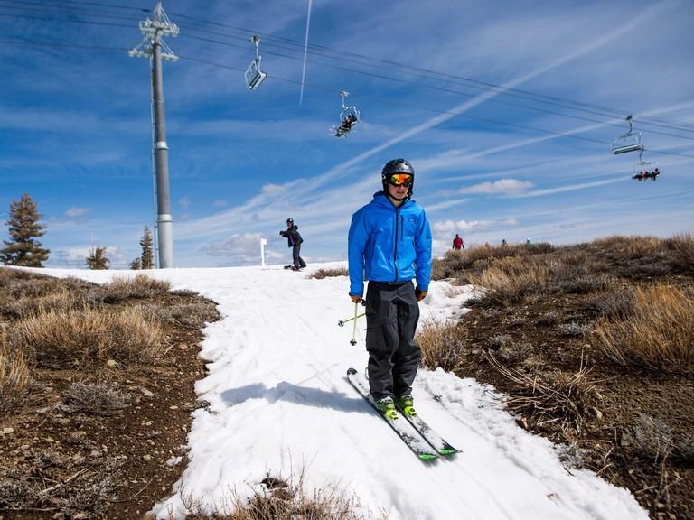 Snow Resorts In California