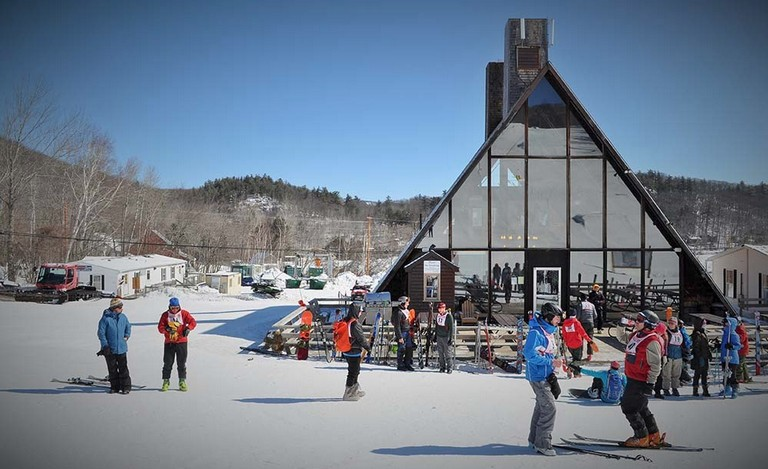 Snow Ski Resorts Near Me